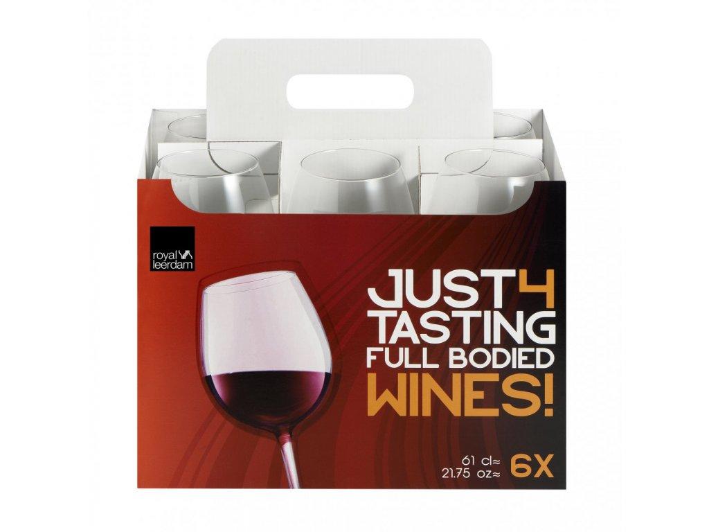 JUST4 Kalíšek víno 61 cl