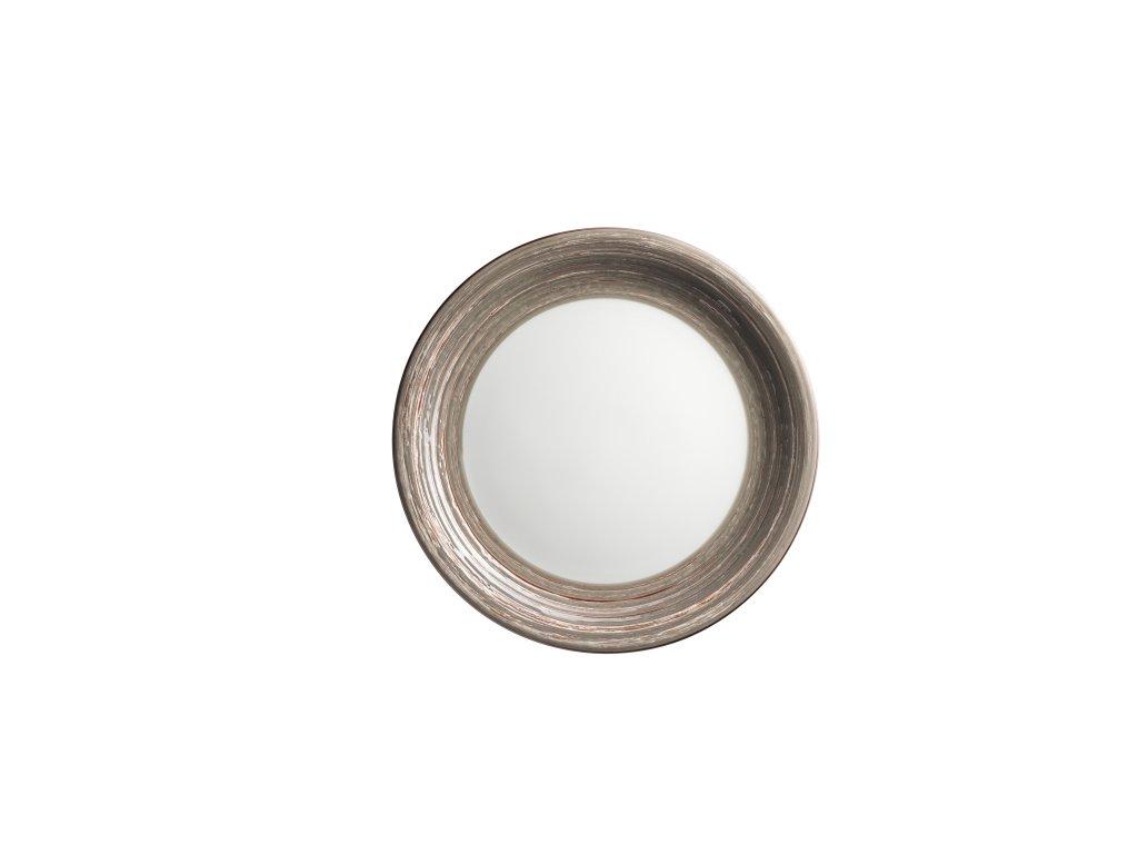DUOLE talíř plochý hnědý 27 cm