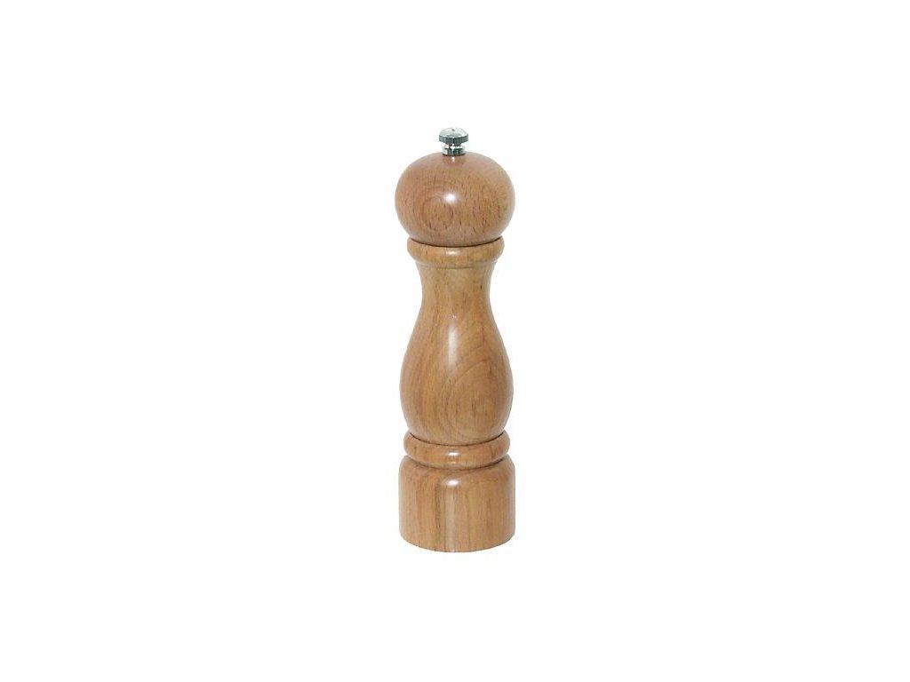 OSTATNÍ mlýnek na pepř 21 cm světlé dřevo