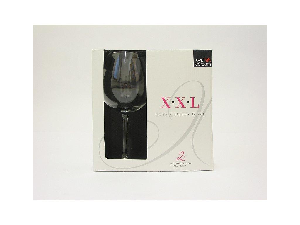 XXL Kalíšek víno 72 cl