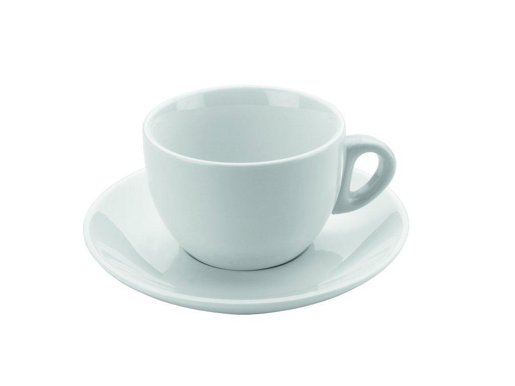 DOMESTIC Cappuccino šálek a podšálek 2+2 180ml