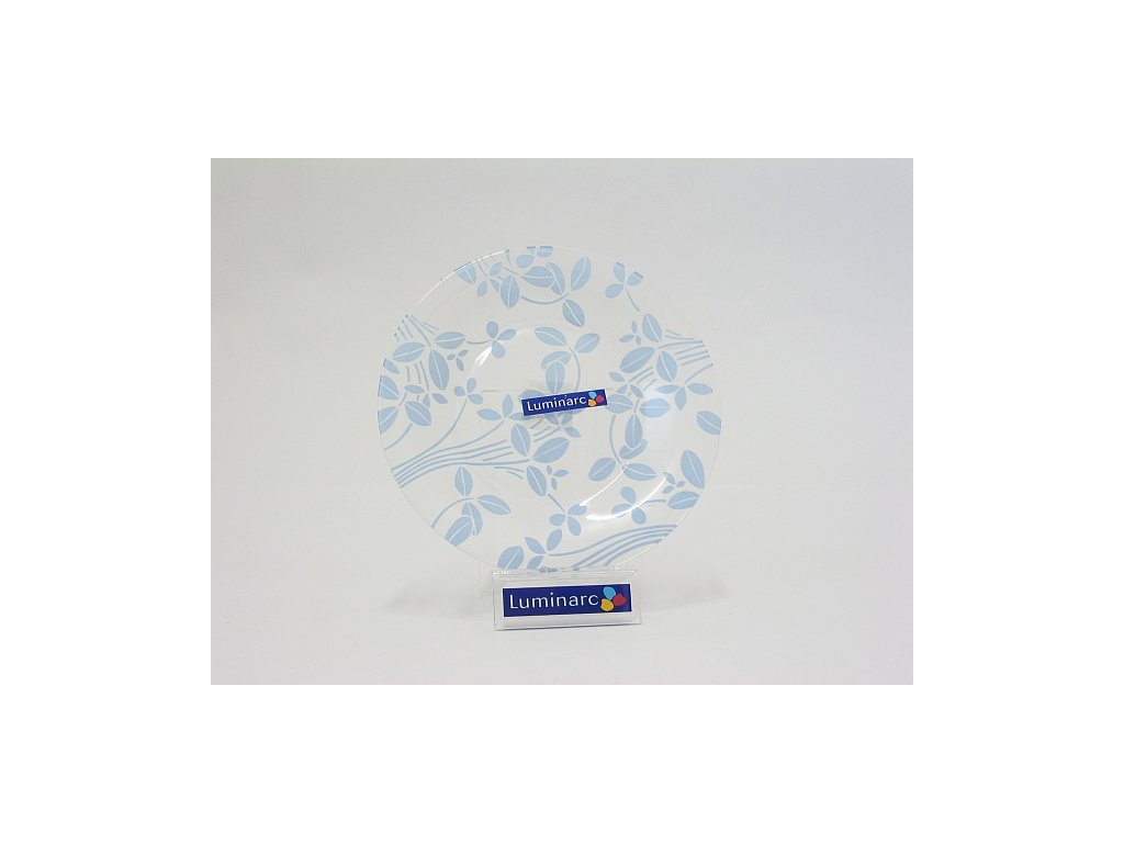 COLORINE AZUR Talíř desertní 19.5 cm dekor