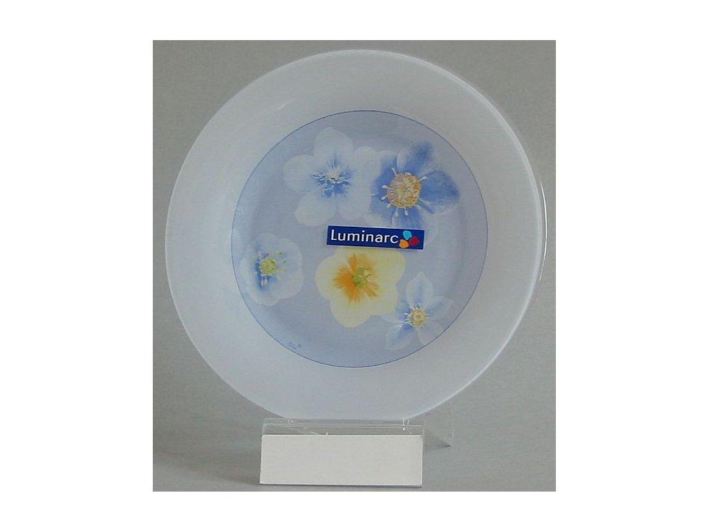 POEME BLEU Talíř desertní 19.5 cm dekor