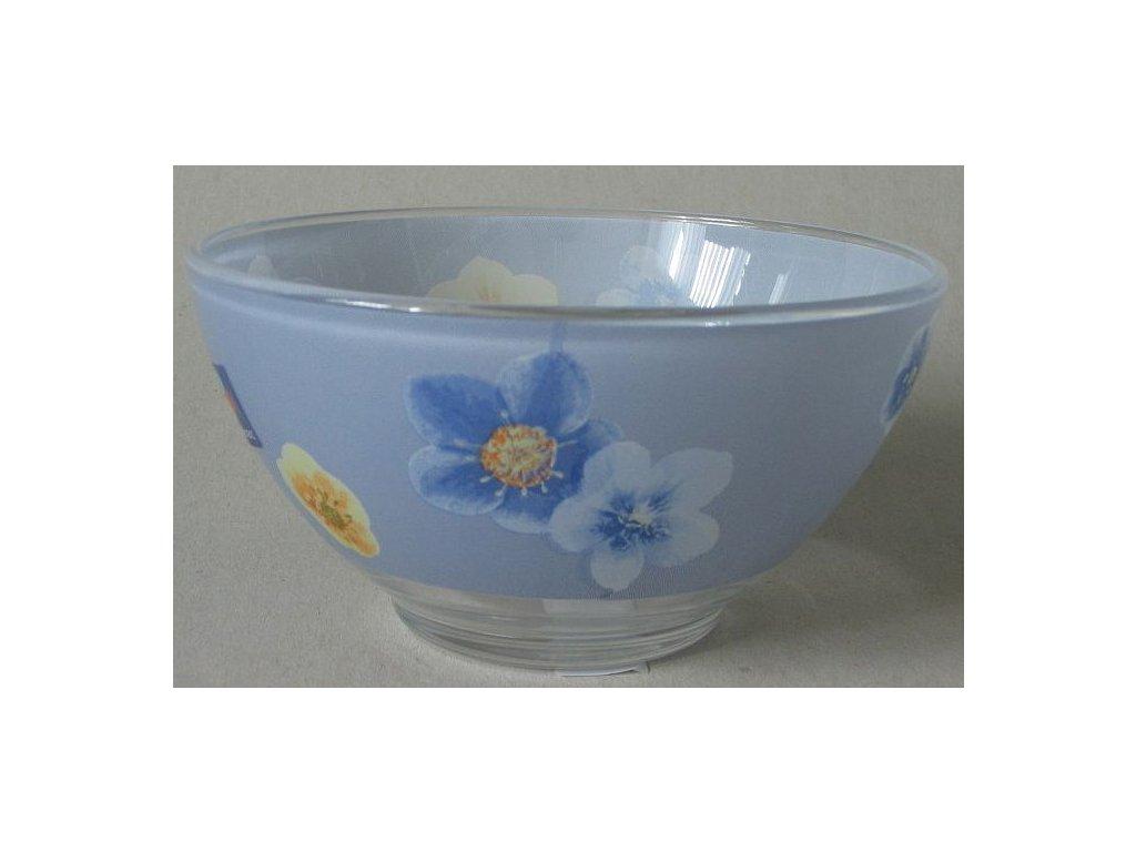 POEME BLEU Miska bowl 51 cl dekor