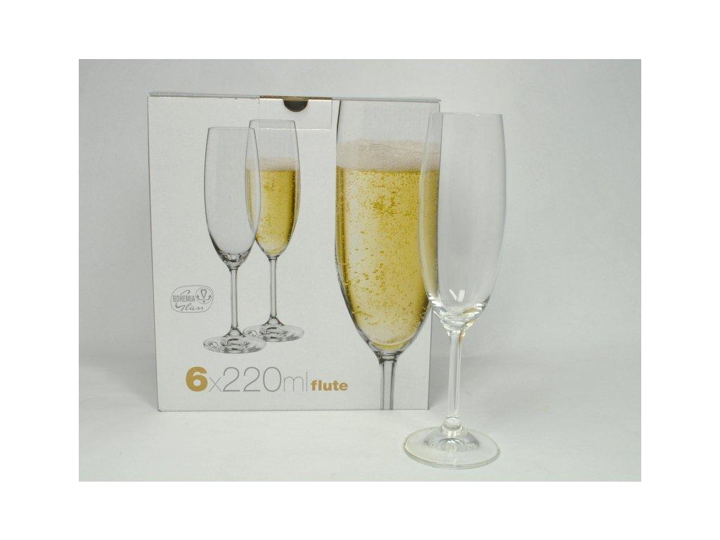 CX Flétna šampaň 22 cl FKA