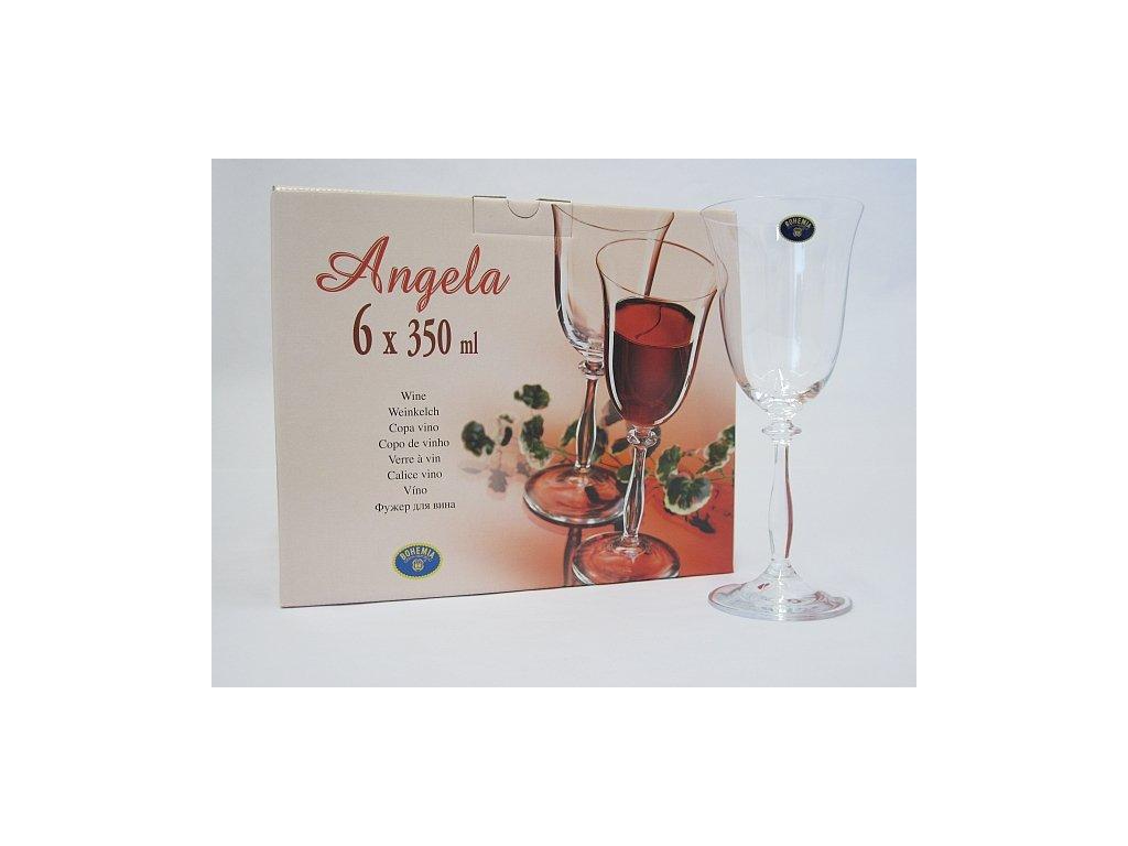 ANGELA kalíšek víno 35 cl OKA