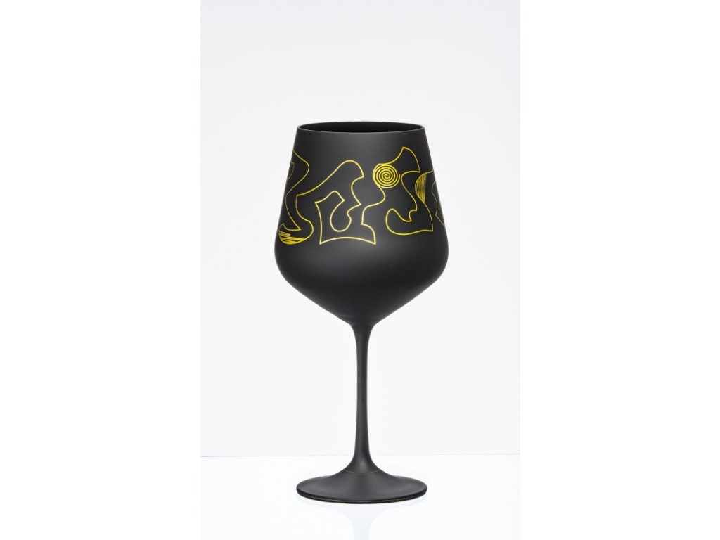 ECLECTIC/MIXOLOGY kalíšek víno černý 55 cl