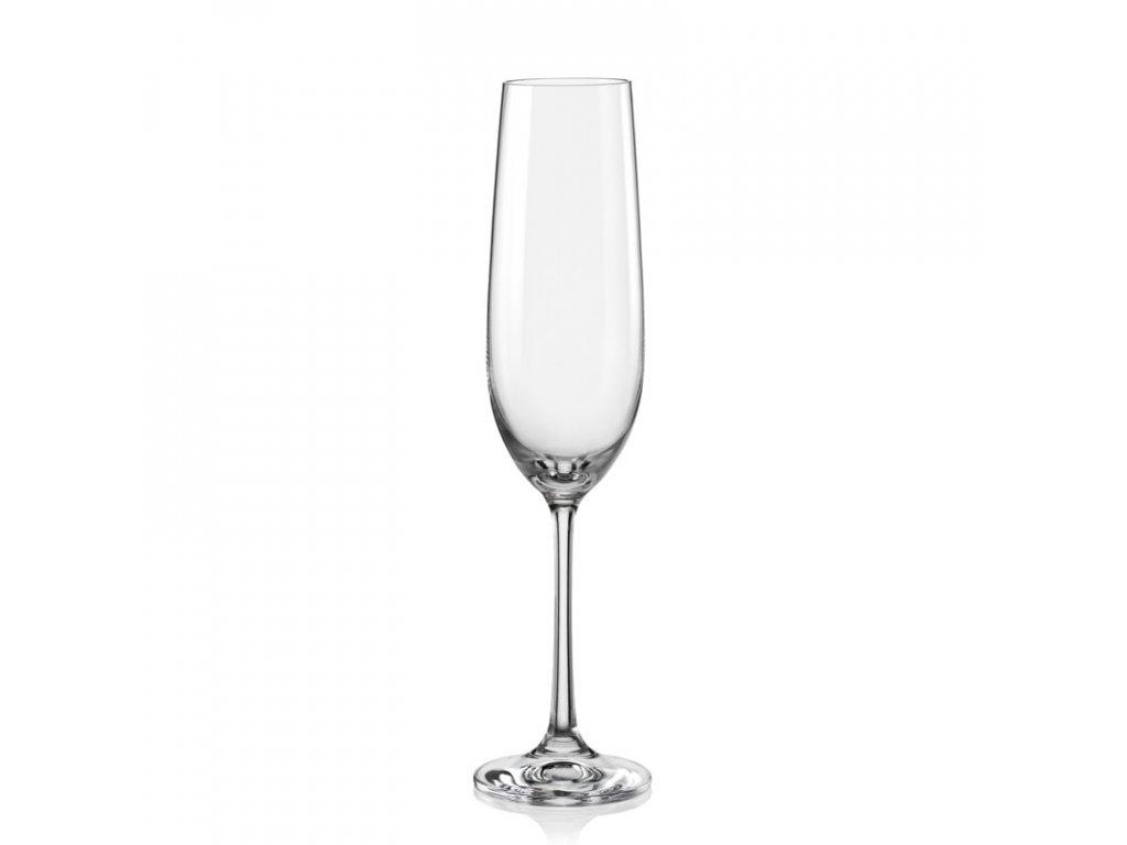 VIOLA Kalíšek šampaňské 19 cl