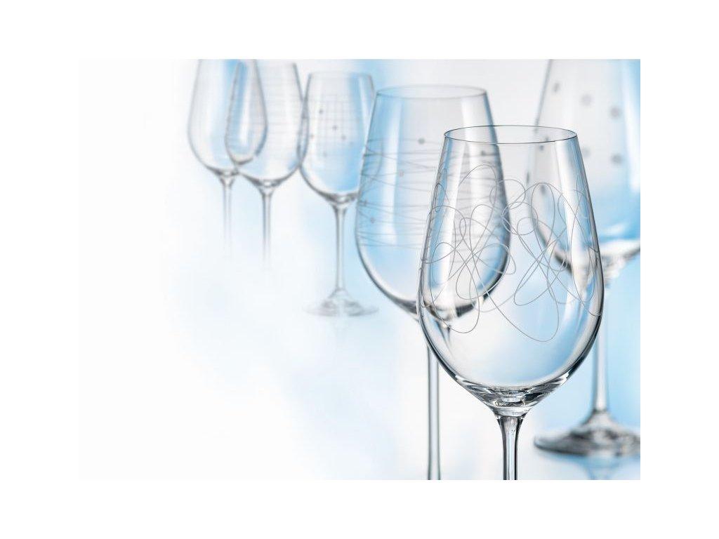 Elements Kalíšek víno 45 cl OKD
