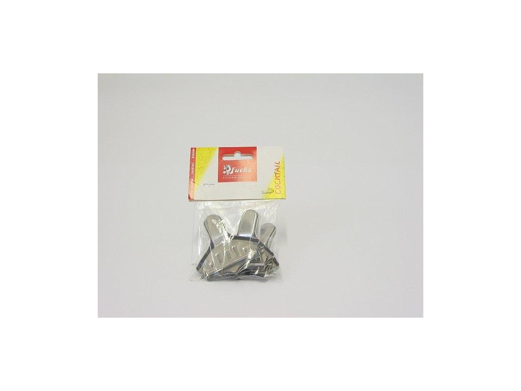 COCKTAIL Lis na citrón-nerez/3 ks