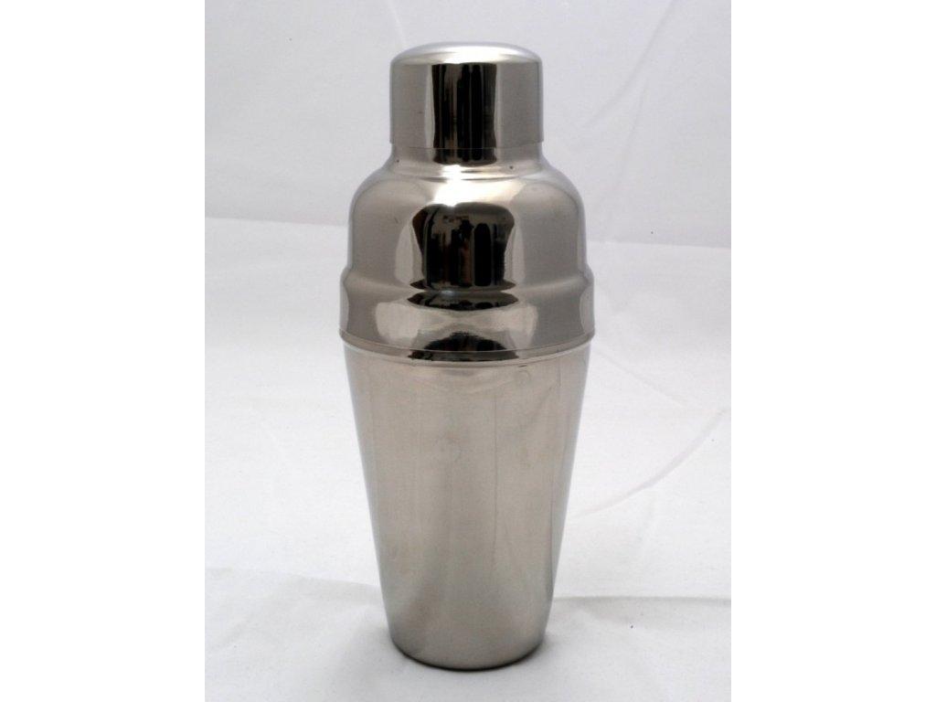 COCKTAIL Shaker 500 ml 3dílný se separátorem ledu
