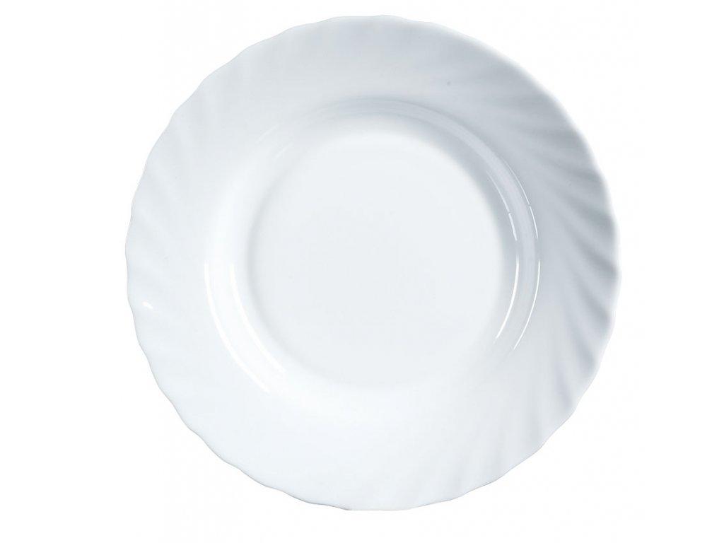 TRIANON/b Talíř hluboký 22.5 cm