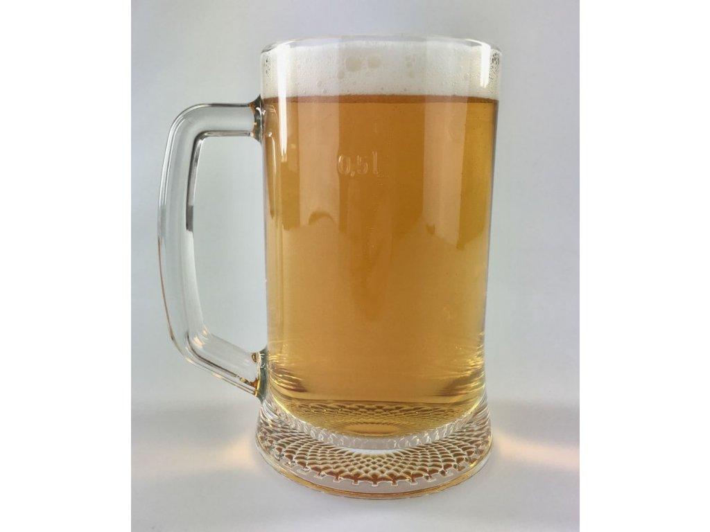 DRESDEN pivní sklo 50 cl