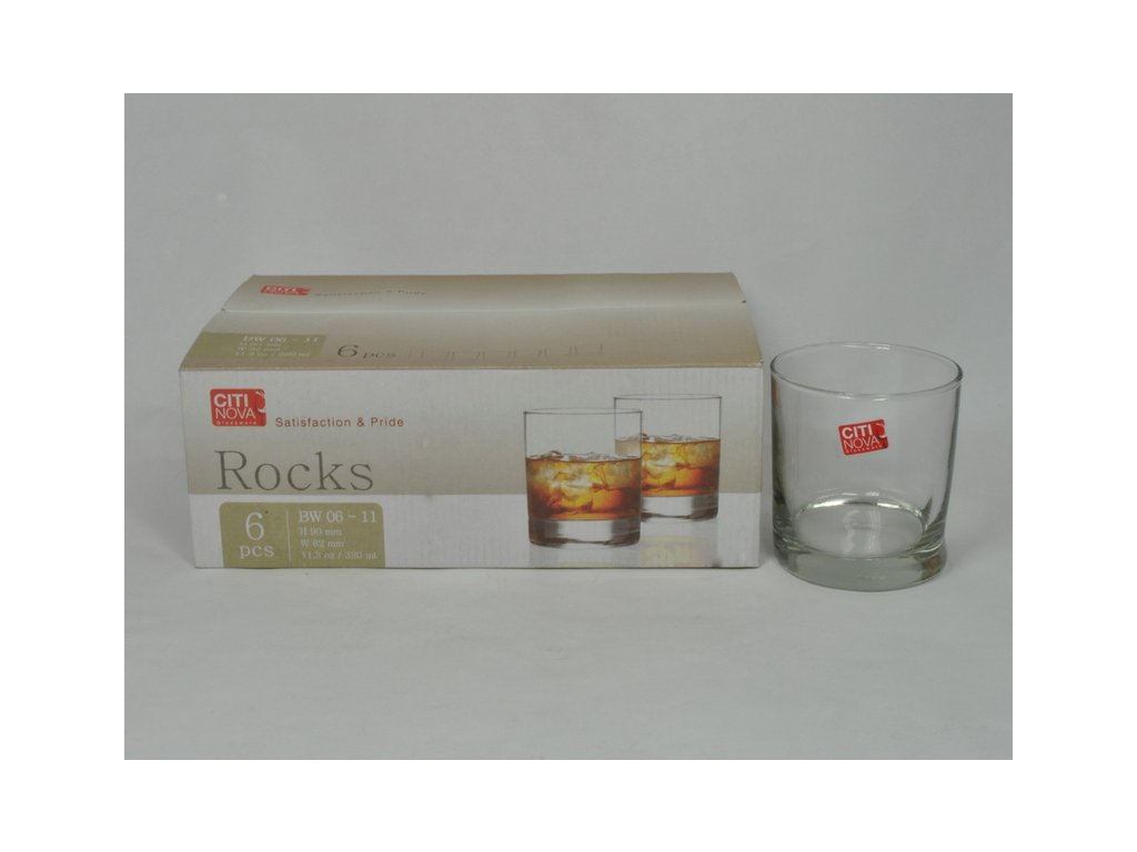 ROCKS Odlivka whisky 32 cl OKA