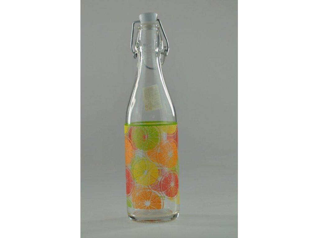 AGRUMI lahev 0,5 l s patentním uzávěrem