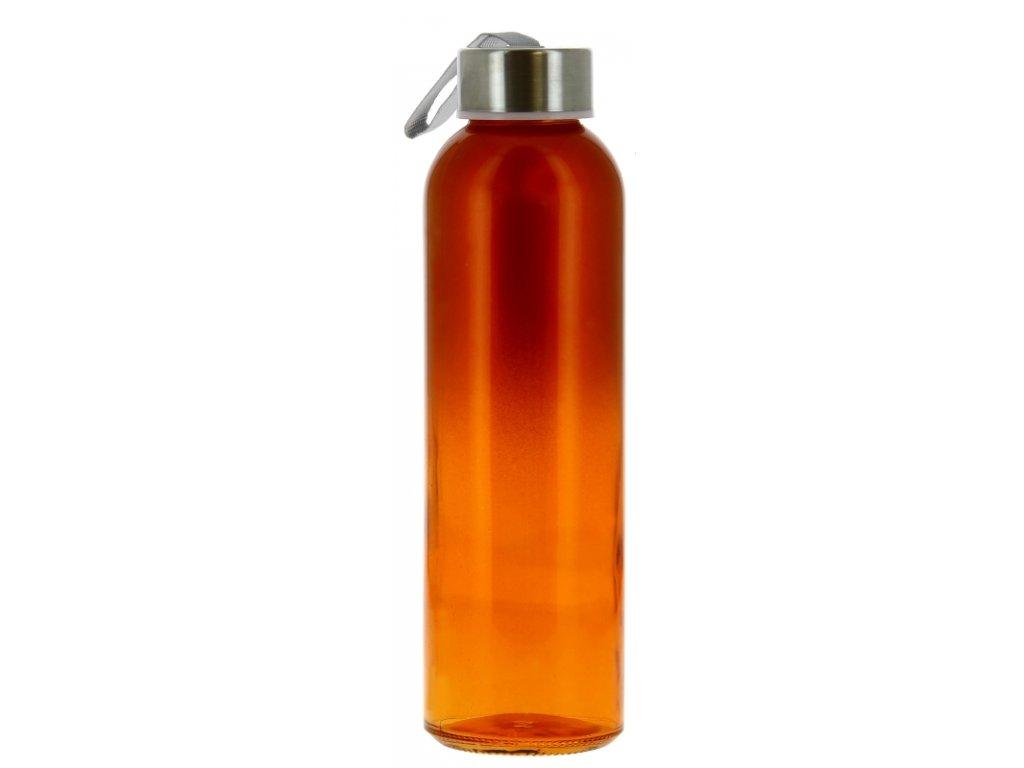 WALKING BOTTLE HOLLYWOOD lahev 50 cl oranžová