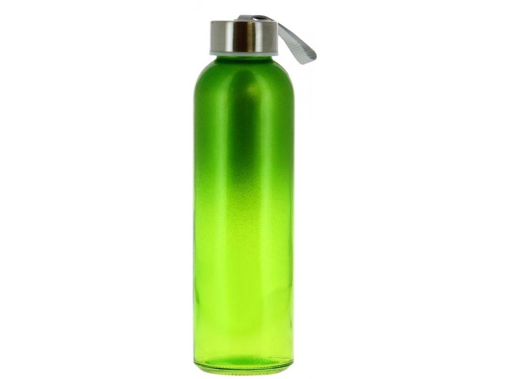 WALKING BOTTLE HOLLYWOOD lahev 50 cl zelená