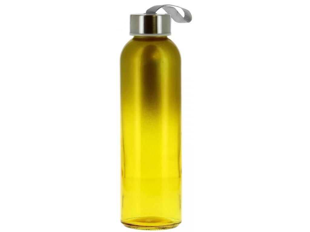WALKING BOTTLE HOLLYWOOD lahev 50 cl žlutá