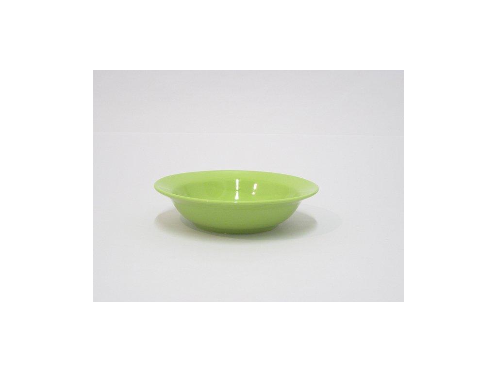 KE Miska kulatá zelená 17 cm