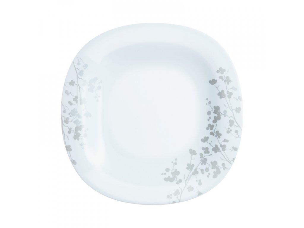 OMBRELLE talíř plochý bílý 27 cm