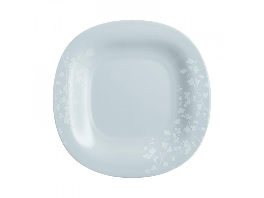 OMBRELLE talíř plochý šedý 27 cm