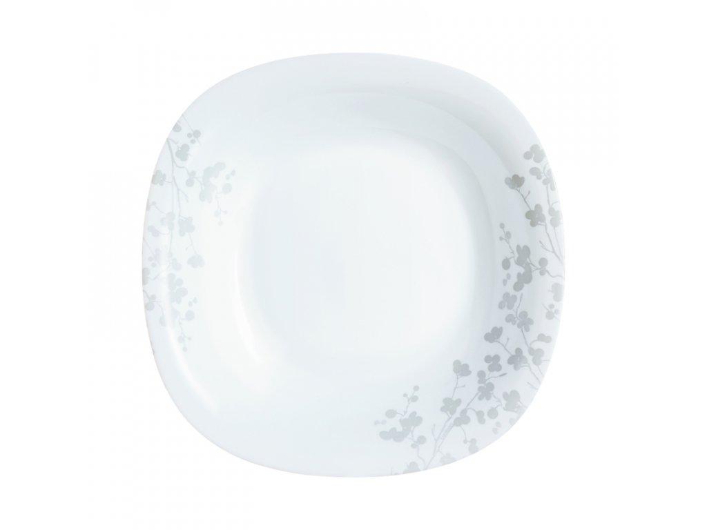 OMBRELLE talíř hluboký bílý 21 cm
