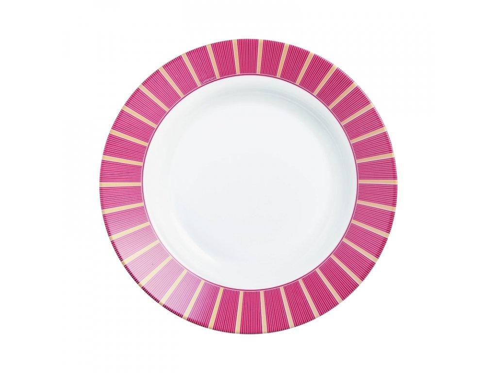 ASTRE BORDEAUX talíř hluboký 22 cm
