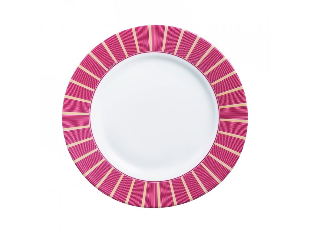 ASTRE BORDEAUX talíř desertní 19 cm