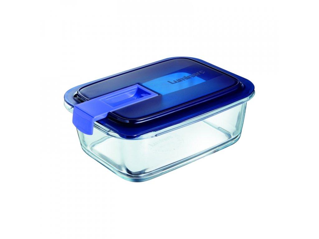 EASY BOX obdélníkový 82 cl + víko