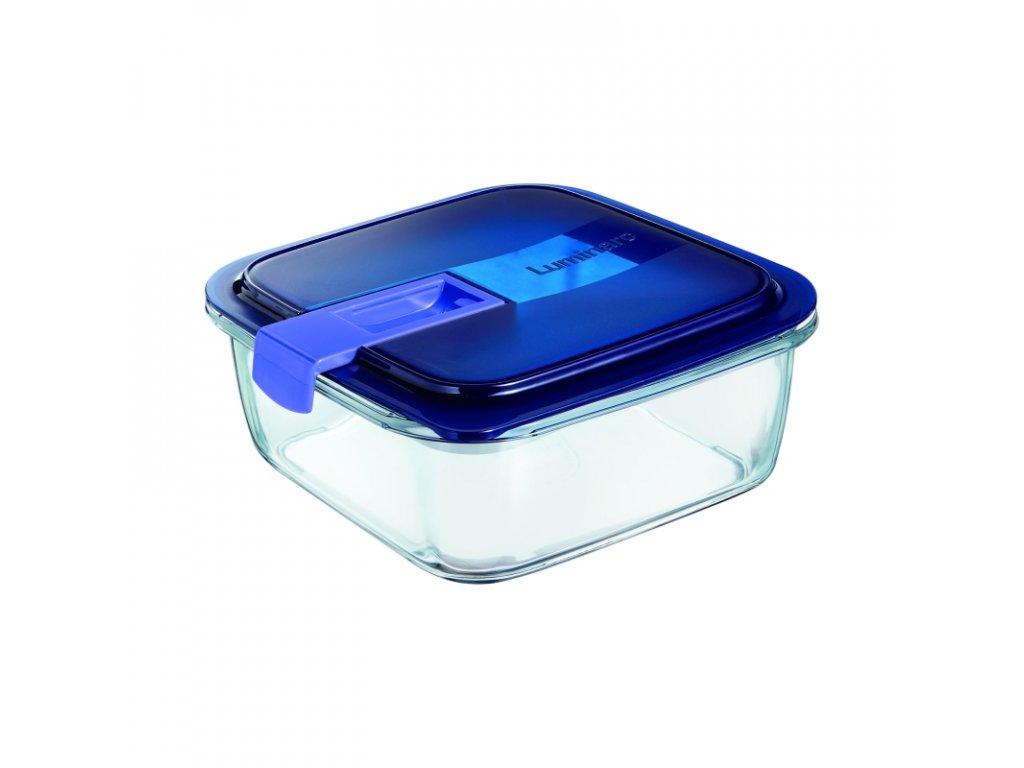 EASY BOX čtvercový 122 cl + víko