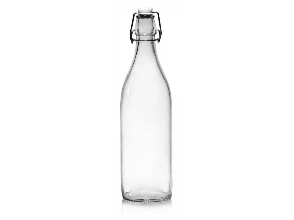 LORY BOTTLE Zavařovací lahev 1 l s uzávěrem