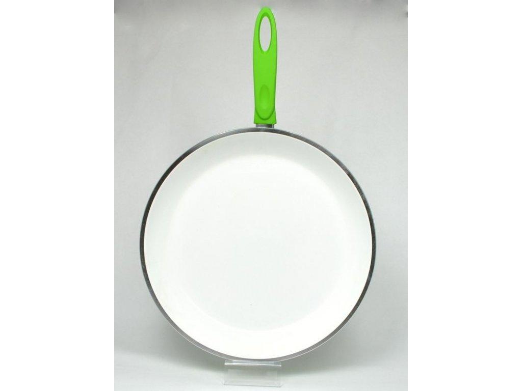 II.jakost CHIRON pánev keramická zelená 32 cm