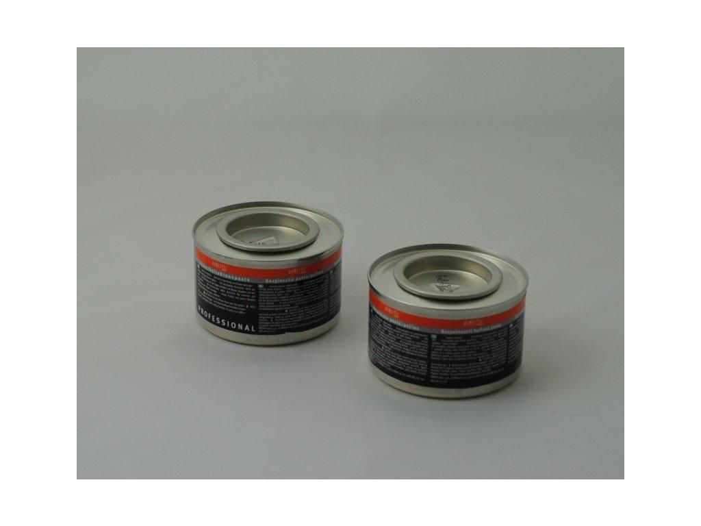 II.jakost hořlavá pasta dóza 200 g