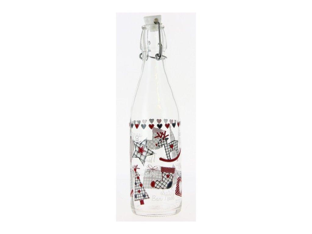 CHRISTMAS GIFT lahev 0,5 l s patentním uzávěrem