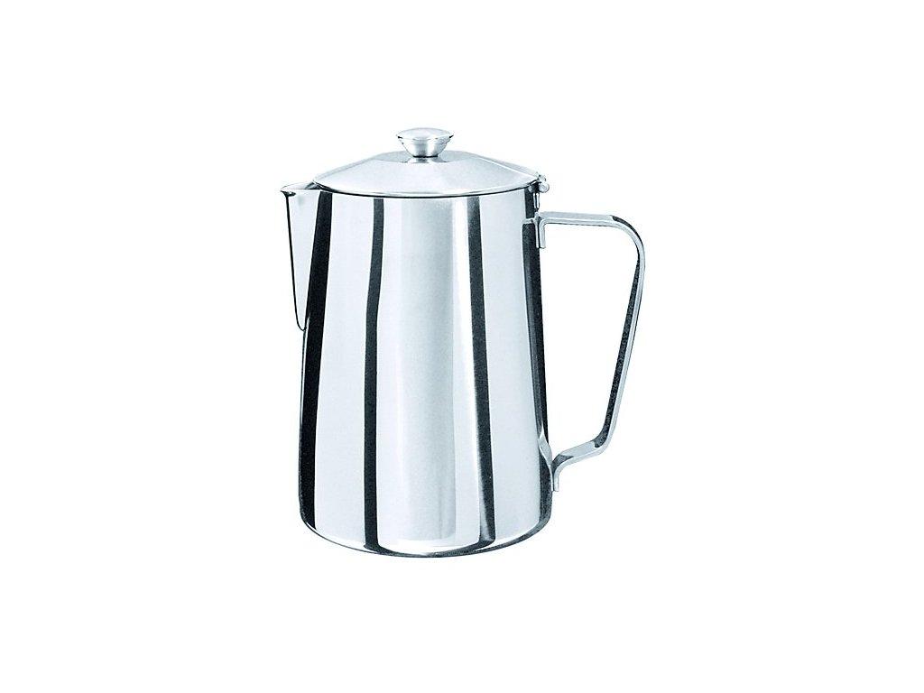 CONTACTO nerez konvička na kávu se sklopným víkem 0.6 l