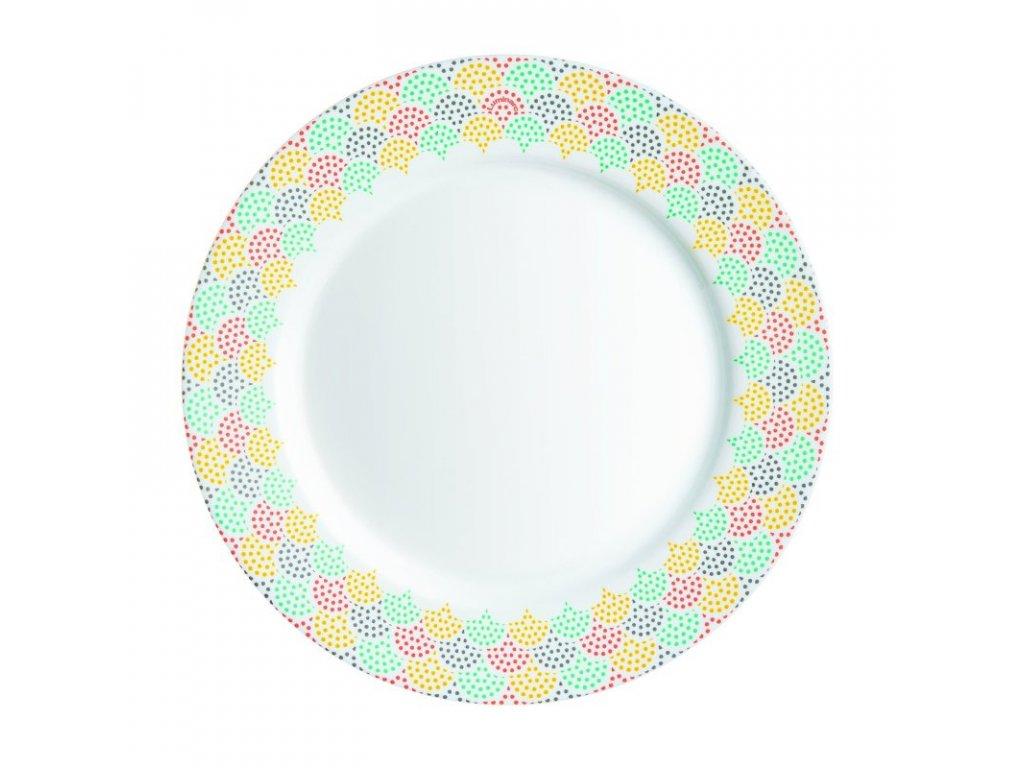 ARTIFICIA plochý talíř 26,5 cm