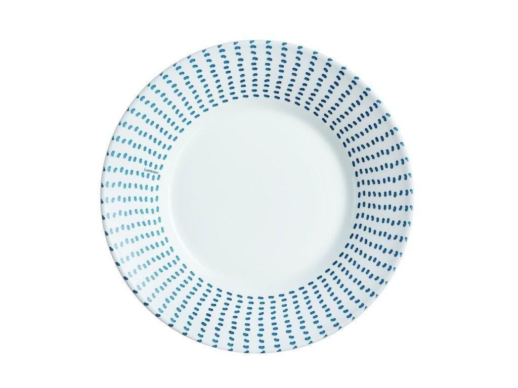CARIBEENNE BLUE hluboký talíř 23 cm