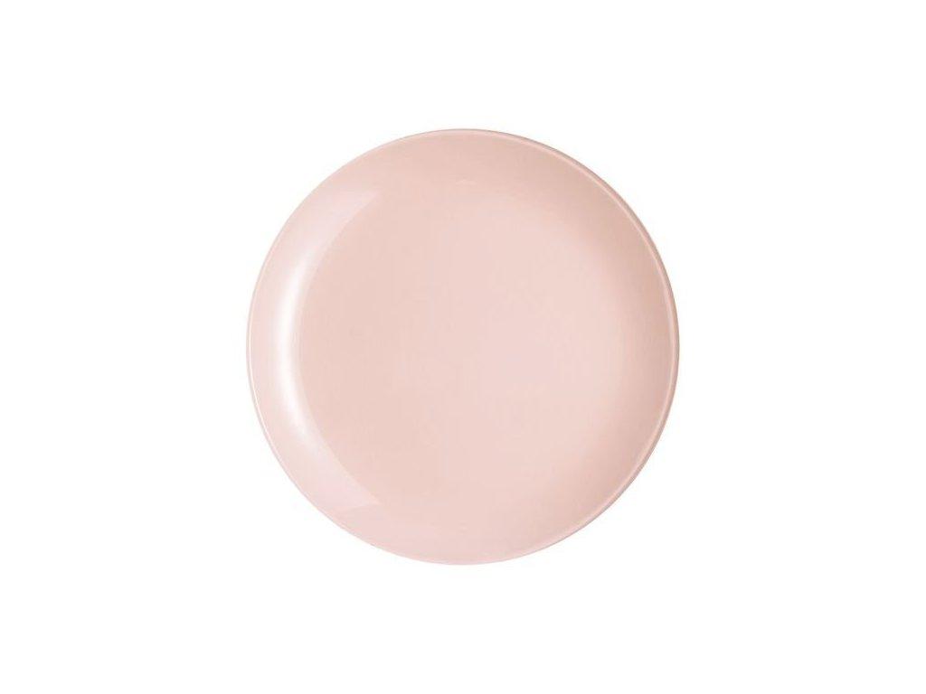 ARTY PINK QUARTZ talíř plochý 26 cm