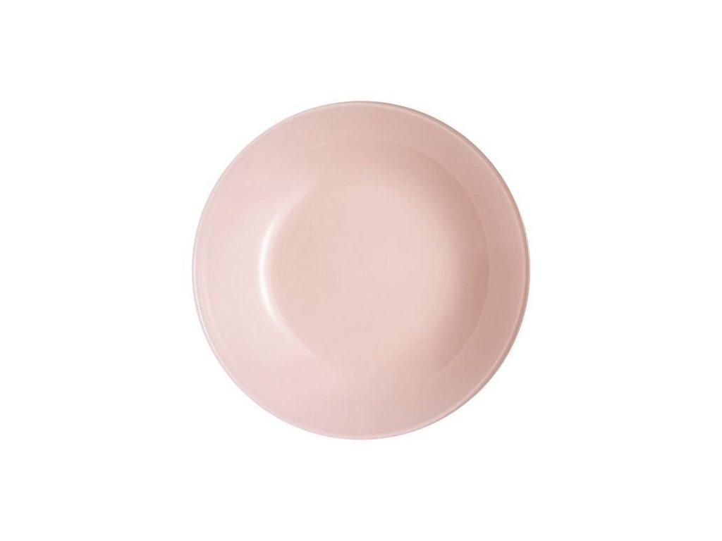 ARTY PINK QUARTZ talíř hluboký 20 cm