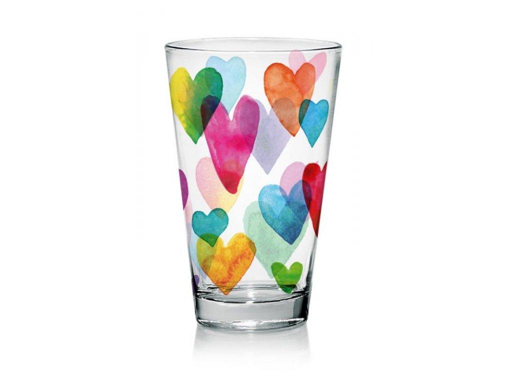 LOVE RAINBOW odlivka 31 cl