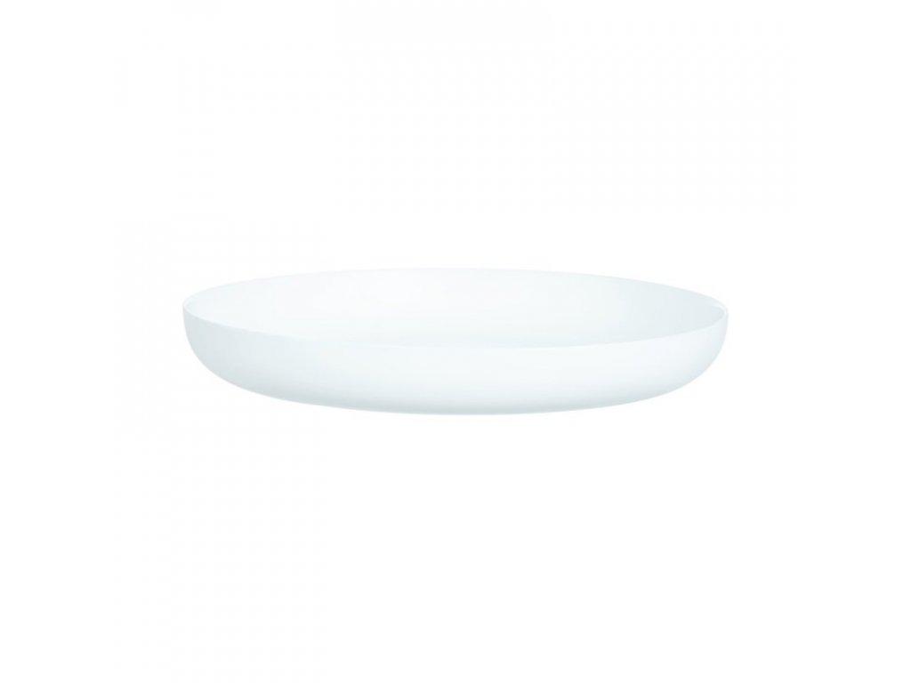 FRIENDS´TIME talíř na kuskus bílý 25 cm