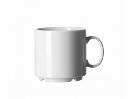 TONDA Hrnek kávový 30 cl štosovatelný