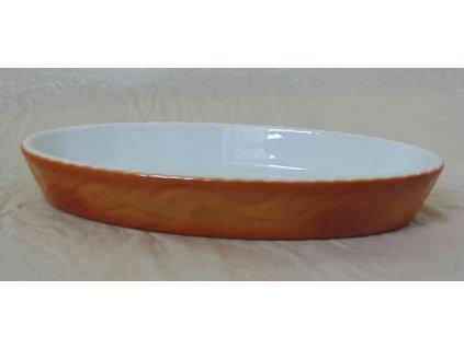 LUZIFER Pečící forma ovál 28 cm