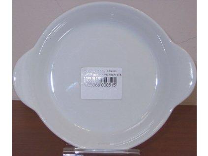 LUZIFER Pánev na vajíčka 19 cm bílá