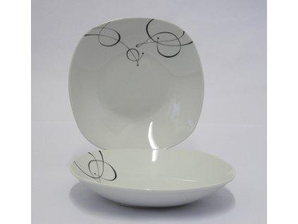 CHANSON talíř hluboký 21,5 cm