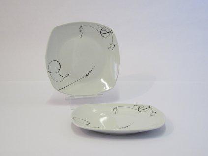 CHANSON talíř desertní 19 cm
