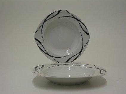 OSLO talíř hluboký 21 cm