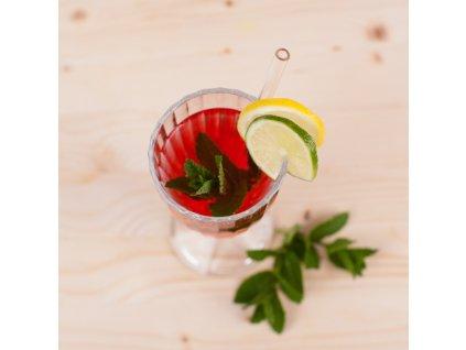BRČKO skleněné nápojové 20 cm