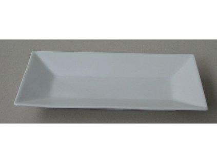 SUPERBASIC Mísa hranatá 23x11.5 cm