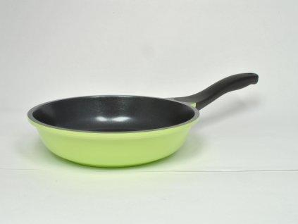 TELESTO Pánev 20 cm světle zelená